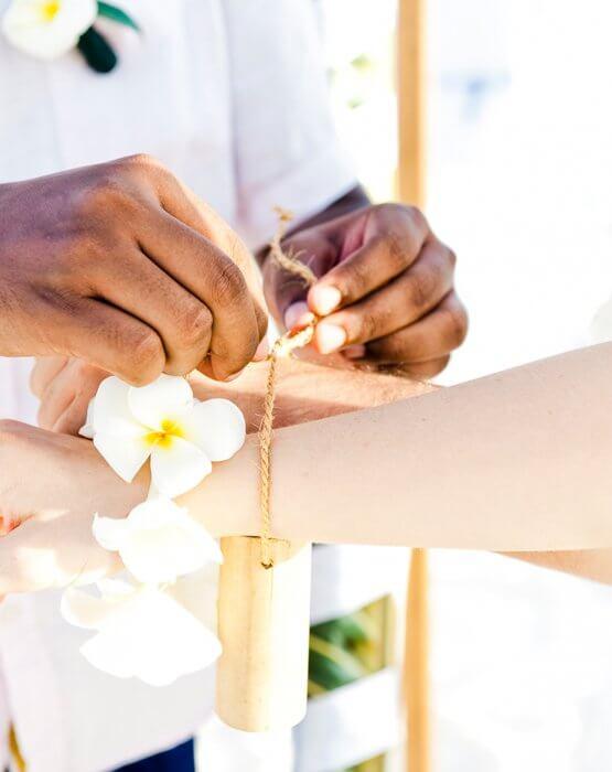 Das Banyan Tree Vabbinfaru bietet Hochzeitsreisenden viele Privilegien und Privatsphäre