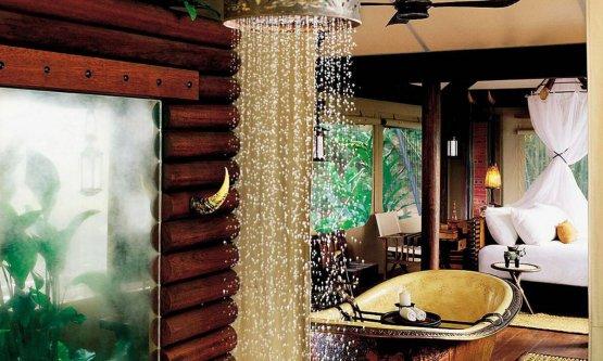Luxusvilla im Four Seasons Tented Camp Golden Triangle
